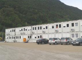 Baucontainer-