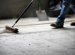 Bauzwischenreinigung-