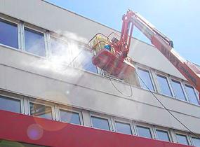 Fensterreinigung-